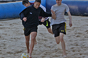 Adelaide City Beach World Cup Soccer