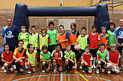 Holiday school of excellence soccer camp