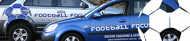 Football Focus soccer coaching and development